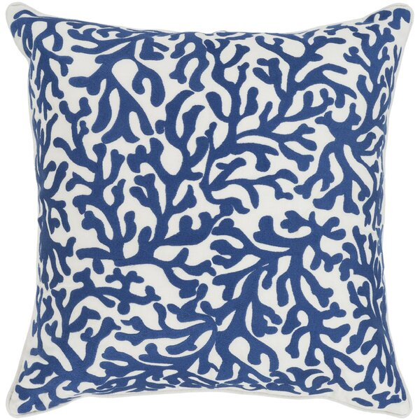 Chantel 100% Cotton Throw Pillow by Beachcrest Home